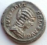 Денарий Юлия Домна 216 г н.э. (24_27) фото 4