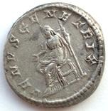 Денарий Юлия Домна 216 г н.э. (24_27) фото 5