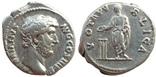 Денарий имп. Адриан 137 г н.э. (24_31) фото 1