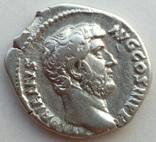 Денарий имп. Адриан 137 г н.э. (24_31) фото 2