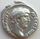 Денарий имп. Адриан 137 г н.э. (24_31) фото 3
