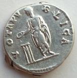 Денарий имп. Адриан 137 г н.э. (24_31) фото 5