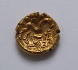 Статер Галлы Амбианы 59-50 год до н.э. золото 5.73 грамм