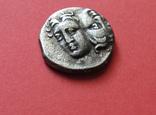 Драхма Истрия 5 в. до н.э.