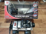 Радиоуправляемый внедорожник Jeep Wrangler New Bright 1:15