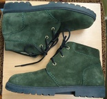 Замшевые ботинки Salamander