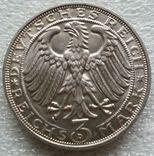 Веймар, Дюрер 3 марки 1928 г. , RR, фото №3