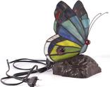 "Лампа настільна в стилі Tiffany ""Метелик"""
