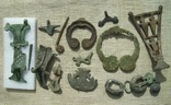 Коллекция предметов Киевской Культуры (2-4вв.) photo 5