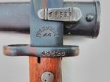 Штык Нож М48 Маузер Югославия образца 1948 года photo 8