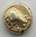 Гекта Lesbos Mytilene 521-478 гг до н.э. (65_6) фото 4