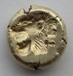 Гекта Lesbos Mytilene 521-478 гг до н.э. (65_6) фото 6