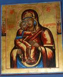 Икона «Федоровская Б.М.»