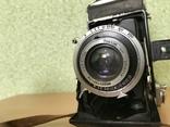 Фотоаппарат Москва-1 1948 года
