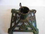 Стара підставка для ялинки