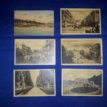До 1917 - 6 открыток видов Киева