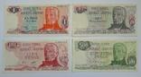 1, 10, 100, 500 Pesos Аргентина. photo 1