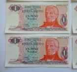 1 Песо Аргентина - 10 штук ., photo number 4