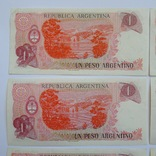 1 Песо Аргентина - 10 штук ., photo number 8