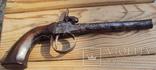 Дульнозарядный пистолет