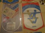 Динамо Киев Вымпела футбольные в люксовом сохране, фото №6