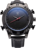 Спортивные часы Shark Kitefin Shark Black