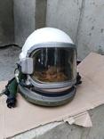 Шлем лётчика истребителя