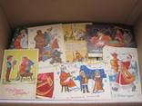 Ящик открыток более 500 шт
