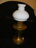 Большая Латунная Лампа Вес 925 грам