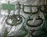 Пряжки и язычки ЧК РИМ, фото №3