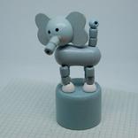 Слоник. Танцующий. 100мм, фото №2