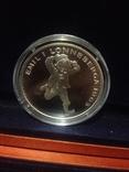 Медаль (жетон) Швеции 925 проба
