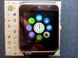 Умные Часы Smart Watch GT-08 Золото