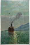 Пароход. До 1917 г. Ф.Ф. Клименко .