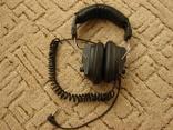 Навушники Garrett stereo headphones