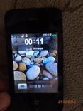 Китайский смартфон на ЗАПЧАСТИ (не рабочий)