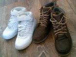 Fila - кроссовки + ботинки разм.39