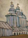 """Одесса, Нх """"Церковь"""", орг.масло,40*30см, фото №2"""