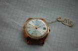 """Часы """"Полет"""" золотые, 23 камня, новые в коробке с паспортом photo 12"""
