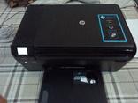 HP 3 в 1, принтер, сканер, копир