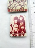 "Рок группы ""Rubettes"" и  ""Sweet"", фото №3"