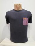 Модная мужская футболка Fred Parry оригинал в отличном состоянии