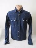 Модная мужская рубашка Levis Оригинал как новая