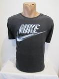 Модная мужская футболка Nike 100% оригинал КАК НОВАЯ