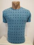 Модная мужская футболка Easy оригинал в отличном состоянии