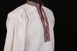12. Полтавська чоловіча рубашка