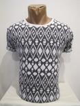 Модная мужская футболка Topman в хорошем состоянии