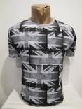 Модная мужская футболка Cedar wood state оригинал КАК НОВАЯ