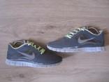 Модные мужские кроссовки Nike Free run 3 оригинал в отличном состоянии