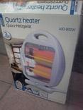 Калорифер Quartz Heater 400-800W из Германии